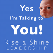 You Are Called to Take Action – Yes, I'm Talking to You!